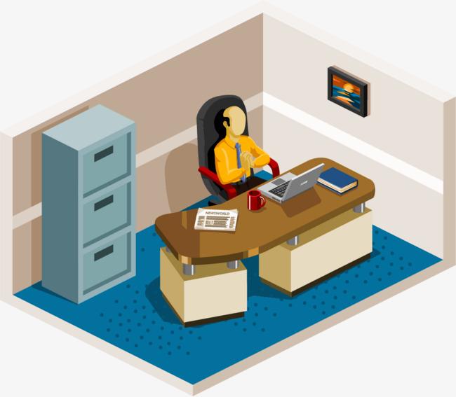 Gerente de Oficina